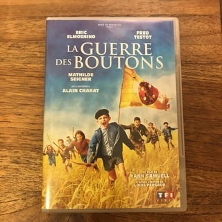 La Guerre des Boutons わんぱく戦争 フラン...