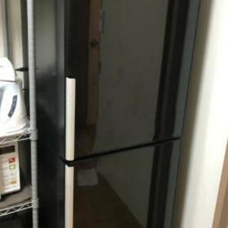 SR-D27T SANYO 2ドア冷凍冷蔵庫 ブラック 程度良好です!
