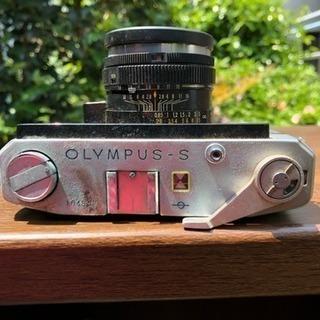 古ーいカメラ