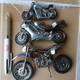 バイクのライター ジャンク三個セット