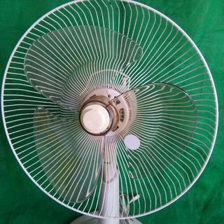 中古  1990年製  古い  扇風機    幅41  奥行33...