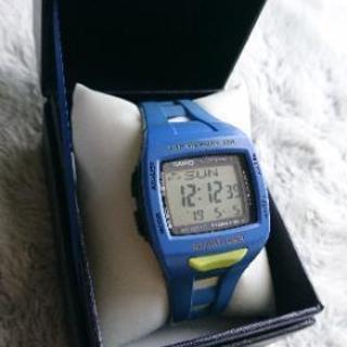 値下げ! カシオ製ソーラー電波腕時計 STW-1000-2JF