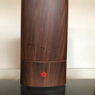 ウッド調加湿器(アロマ機能あり)