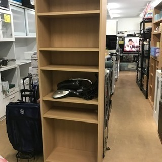 シンプルコンパクト本棚 中古 リサイクルショップ宮崎屋19.5.5