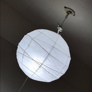 ★和風ペンダント型照明器具 ニトリ(11)製