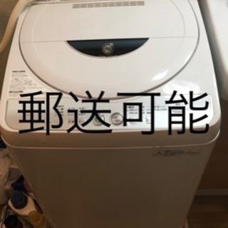 洗濯機 SHARP es-fg45l