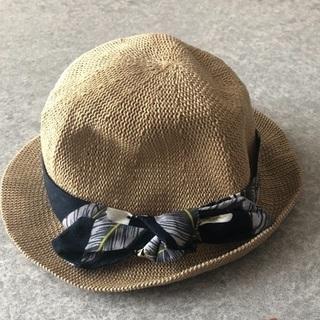 ベビー 麦わら帽子(BREEZE)