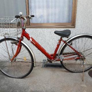 [取引中]自転車27インチ