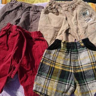 男の子 半ズボン  4枚  90センチ