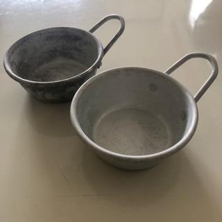 アルミカップ 2個セット 韓国雑貨