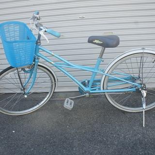 ブリジストンの子供用(女の子)自転車!24インチ(3段変速付き)...
