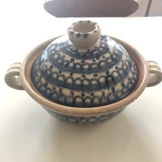陶房ななかまど 大きめ土鍋