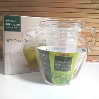 HARIO/水色を楽しむ 茶茶・なつめ_CHRN4-N
