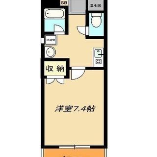 愛知県黒笹アパート(入居時の初期費用86,500円をゼロ円にします。)