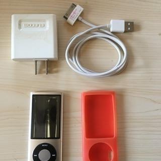 (取引終了)iPod nano 第5世代 (ジャンク)
