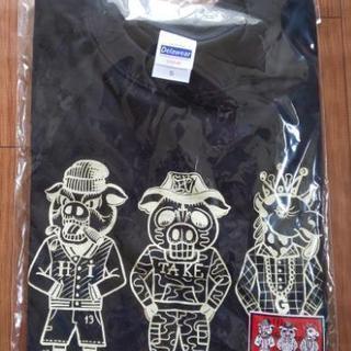ハイマウント×武丸×ジラフ 3店舗合同イベント時の限定Tシャツ