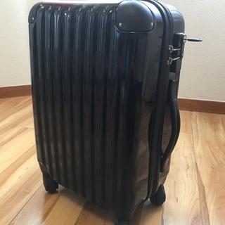 スーツケース黒TSA鍵付 キャリーケース