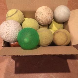 ボール色々…
