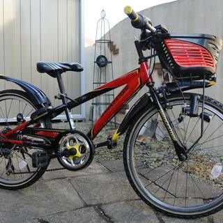 22インチ 自転車 ブリジストン クロスファイヤー ジュニア ピ...