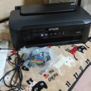 開封済み未使用のプリンター、EPSON、PX-105買って下さい! - 福津市