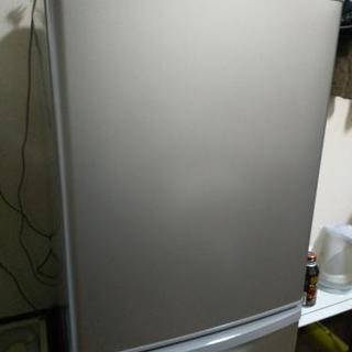 【交渉終了】冷蔵庫NR-B146W(シルバー)お譲りします!