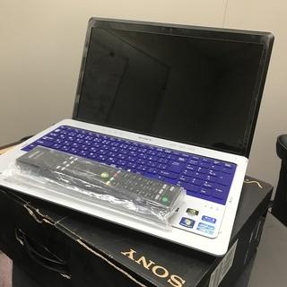 (取引中)ソニー VAIO PCG-81411N 箱・リモコン付