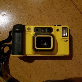 再値下げ💴⤵️防水カメラ/コニカミノルタ/フィルムカメラ