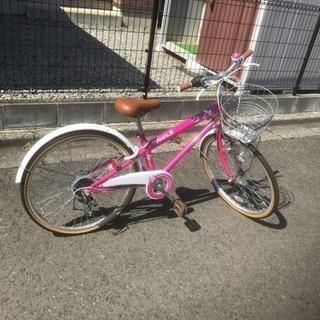 自転車(24インチ)値下げしました。