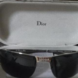Dior サングラス 未使用 ディオール