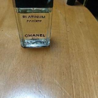 シャネル香水プラチナムエゴイスト100