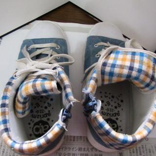 22㎝の女子の靴
