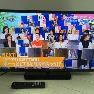 シャープ  AQUOS  アクオス  32型 テレビ