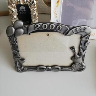 写真たて 2000年記念1