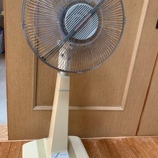扇風機 差し上げます。