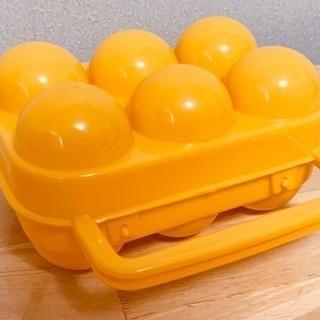 キャンプに最適!卵ホルダー。