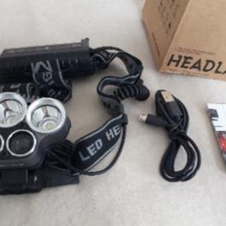 最終価格 ヘッドライト 18650電池