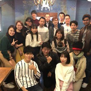 【10月24日㈯】Cafe Otogi ✖ 英会話の画像