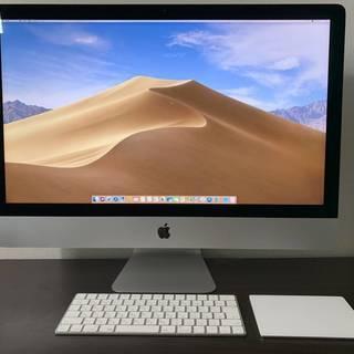 iMac 27インチ5K Late2015 メモリ24GB