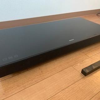 SONY ソニー 2.1chホームシアターシステム サウンドバー