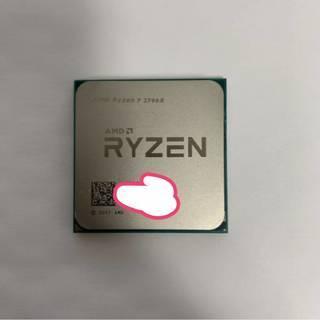 AMD CPU Ryzen 7 2700X CPUのみ