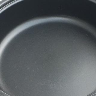 格安で!タイガー 電気グリル鍋◇深なべ 3.4L ガラス蓋付 保温~230度 - 家電