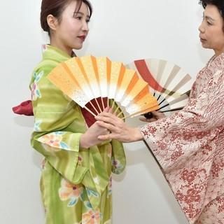 6月午前の日本舞踊 月1回銀座