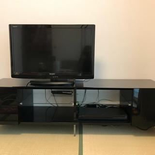 収納付きテレビ台