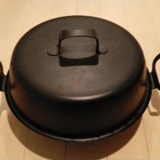 ベルモント 鉄製薫製鍋