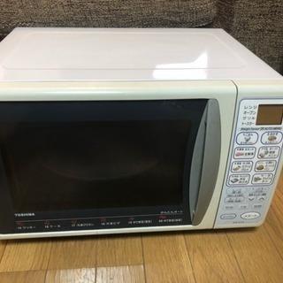 東芝 電子レンジ ER-KV3