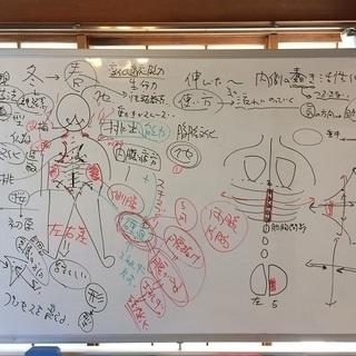 【5/12】身体感覚講座 ~卯月の会~ - 教室・スクール
