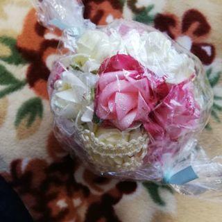 お花の飾り物
