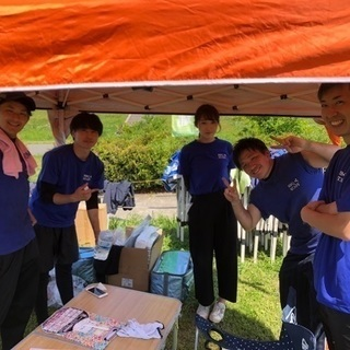 手ぶらBBQスタッフ【楽しくガッツリ稼げるアウトドアバイト♪】 - 大阪市