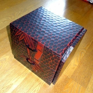 鎌倉彫二つ引きブックエンド