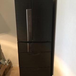 冷蔵庫  MITSUBISHI 525ℓ 2014年 日本製